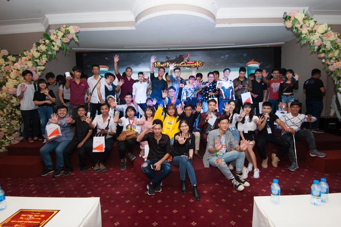 Nhất Kiếm Giang Hồ tổ chức sinh nhật thành công ở Sài Thành 2