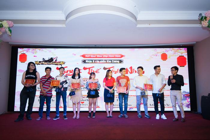 Nhất Kiếm Giang Hồ tổ chức sinh nhật thành công ở Sài Thành 3