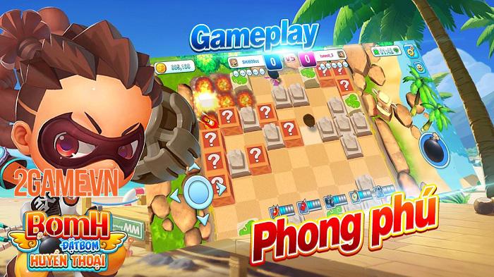 BomH 3D - Game đặt bom huyền thoại do đội ngũ Việt sản xuất 1