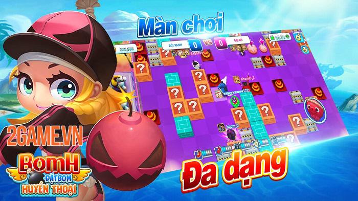 BomH 3D - Game đặt bom huyền thoại do đội ngũ Việt sản xuất 2