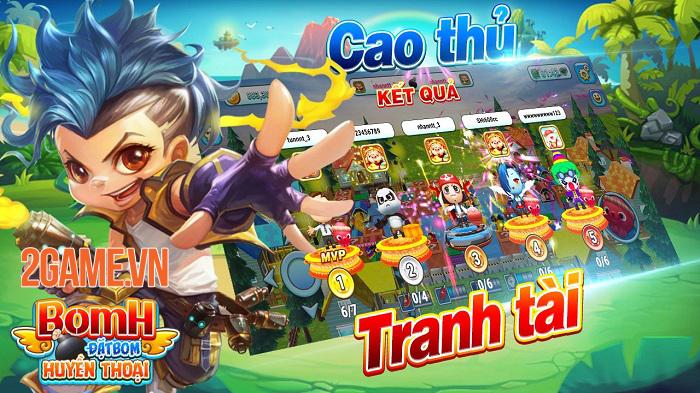 BomH 3D - Game đặt bom huyền thoại do đội ngũ Việt sản xuất 3