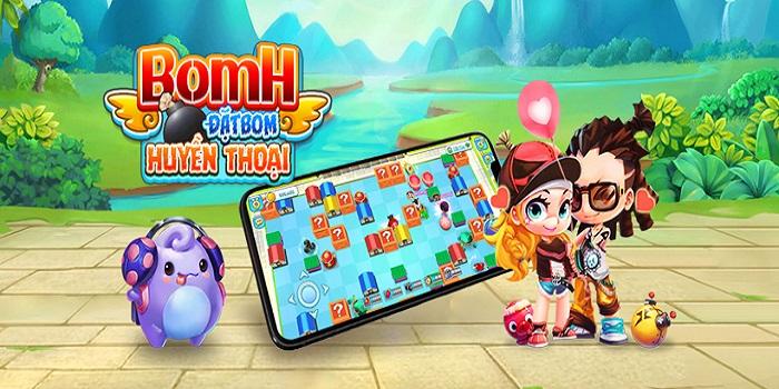 BomH 3D - Game đặt bom huyền thoại do đội ngũ Việt sản xuất 4