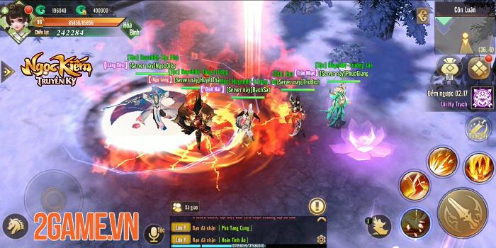 Thêm 9 game online mới toanh cập bến Việt Nam trong tháng 11 5