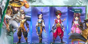 Yong Heroes – Game nhập vai kiếm hiệp có thể chơi theo nhiều kiểu màn hình