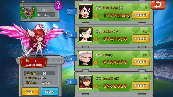 Vũ Trụ Anh Hùng khẳng định vị thế độc đáo trong dòng game mobile manga 1