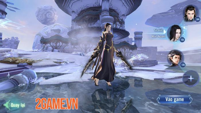 Kiếm Ma 3D hé lộ phiên bản mới tháng 11 với hệ thống thời trang đẹp phết!! 2