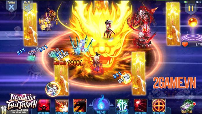 Thêm 9 game online mới toanh cập bến Việt Nam trong tháng 11 2