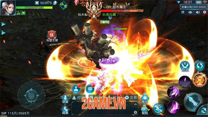 Thêm 9 game online mới toanh cập bến Việt Nam trong tháng 11 1