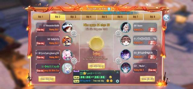Nhất Kiếm Giang Hồ sắp cho ra lò bản big update tháng 11 chất lượng 2