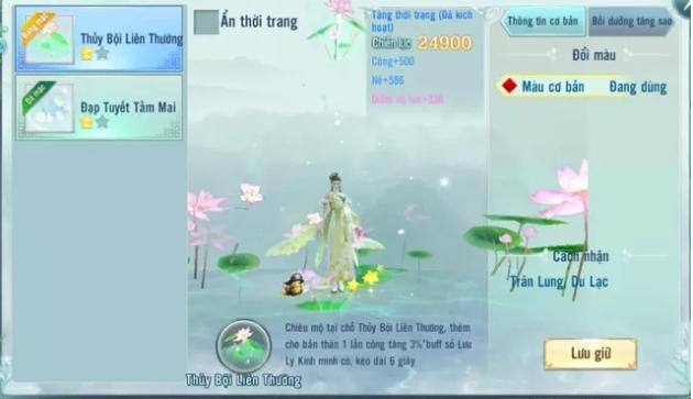 Nhất Kiếm Giang Hồ sắp cho ra lò bản big update tháng 11 chất lượng 4
