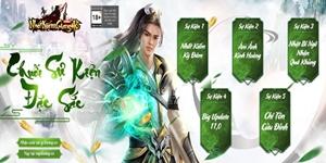 Nhất Kiếm Giang Hồ sắp cho ra lò bản big update tháng 11 chất lượng