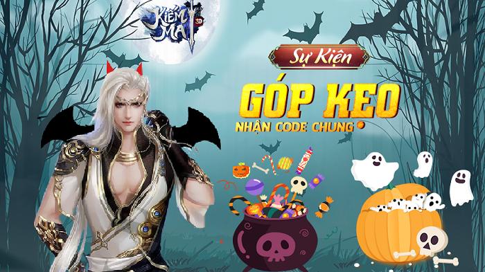 Kiếm Ma 3D Mobile chiêu đãi game thủ bằng chuỗi sự kiện Halloween độc dị 0