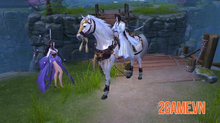 Kiếm Vũ Giang Hồ 3D sẽ là tựa game PC hiếm hoi của VNG 7
