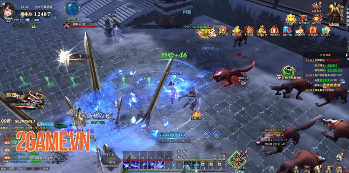 Kiếm Vũ Giang Hồ 3D sẽ là tựa game PC hiếm hoi của VNG 3