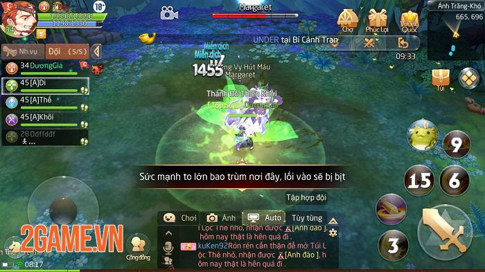 Game thủ Việt hối NPH VTC Game nhanh cho ra mắt Laplace M 4