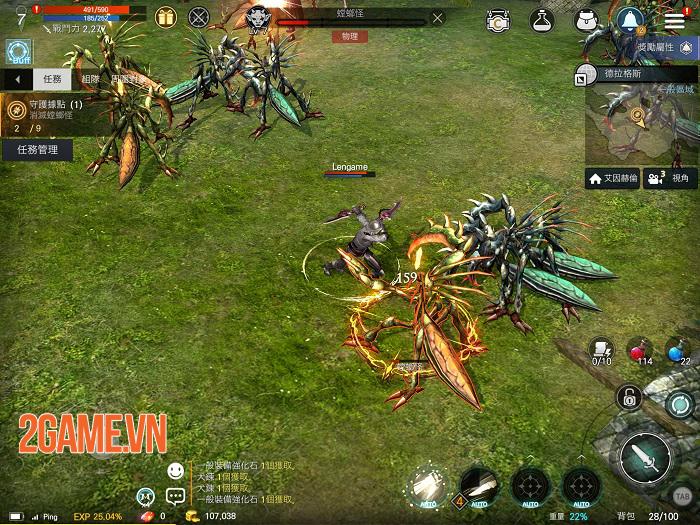 Rohan Mobile - Siêu phẩm game nhập vai dựa trên huyền thoại Rohan Online 2