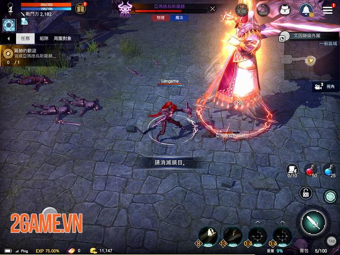 Rohan Mobile - Siêu phẩm game nhập vai dựa trên huyền thoại Rohan Online 3
