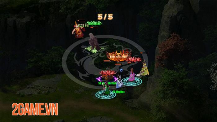 Game nhập vai Thiên Hạ Ngũ Tuyệt H5 đền bù lớn cho toàn bộ người chơi 1
