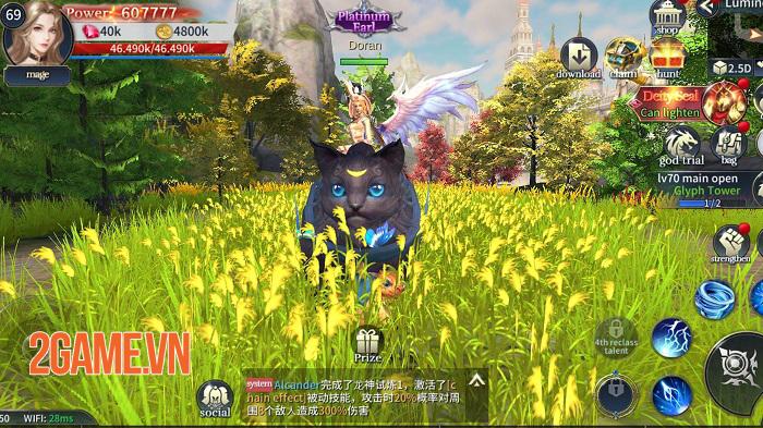 Land of Doran Mobile - Game nhập vai phương Tây có lối chơi gây nghiện cao 1