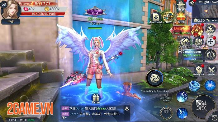 Land of Doran Mobile - Game nhập vai phương Tây có lối chơi gây nghiện cao 2