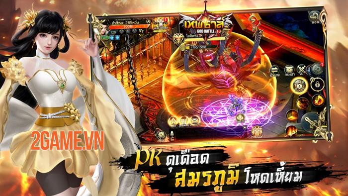 VNG đưa game Thần Khúc Mobile sang đất Thái 0