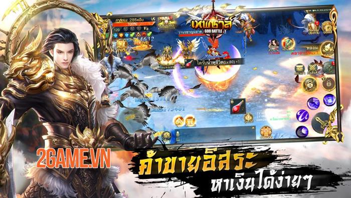 VNG đưa game Thần Khúc Mobile sang đất Thái 1