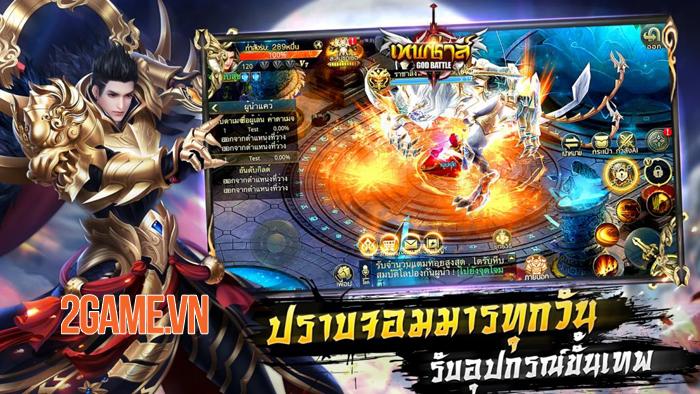 VNG đưa game Thần Khúc Mobile sang đất Thái 2