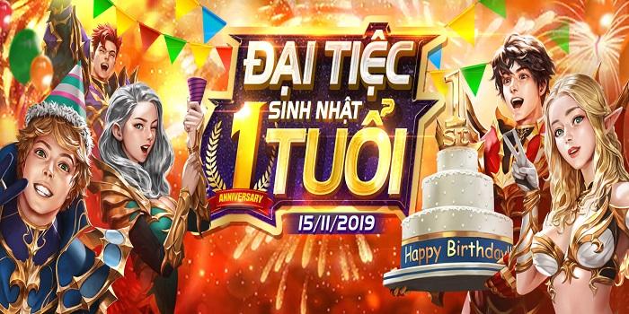 MU Awaken VNG mở đại tiệc mừng sinh nhật 1 tuổi 0