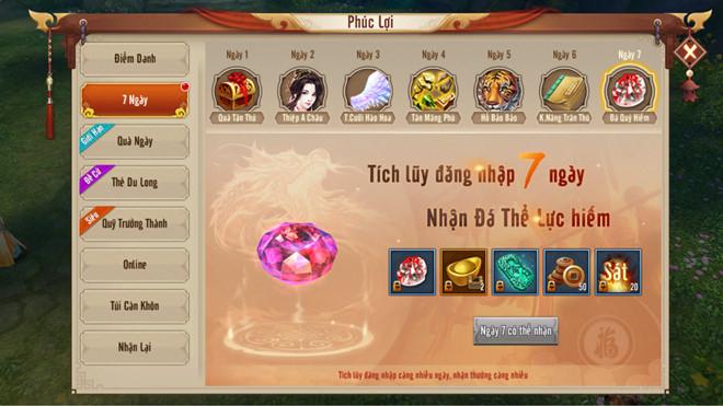 Tân Thiên Long Mobile VNG chơi lớn với hàng loạt ưu đãi chưa từng có 2