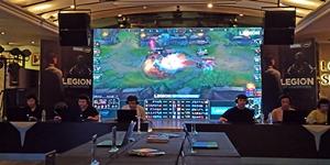 Buổi offline giải đấu cộng đồng Legion of Champion được tổ chức trang trọng