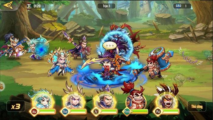Sự trở lại của huyền thoại Độ Tam Quốc trên thị trường game mobile Việt 1