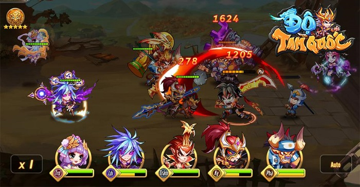 Sự trở lại của huyền thoại Độ Tam Quốc trên thị trường game mobile Việt 3