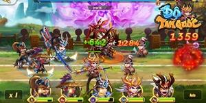 Sự trở lại của huyền thoại Độ Tam Quốc trên thị trường game mobile Việt