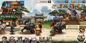 """Game mobile """"dev Việt"""" Kiếm Hiệp GO tái hiện thế giới kiếm hiệp Kim Dung đẹp mắt"""