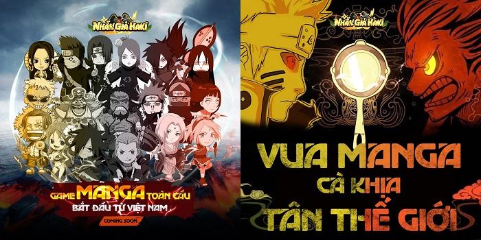 Game Hải Tặc Làng Lá đổi tên thành Nhẫn Giả Haki và do Funtap phát hành 4