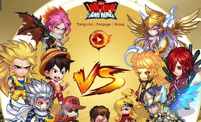 Vũ Trụ Anh Hùng mang đến giải đấu Vũ Trụ Đại Bang Chiến mùa 1 hấp dẫn 1