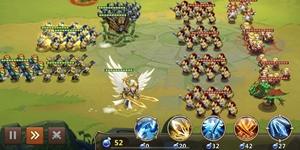Tựa game mobile đình đám Might & Magic Heroes: Era of Chaos mở đăng ký trước