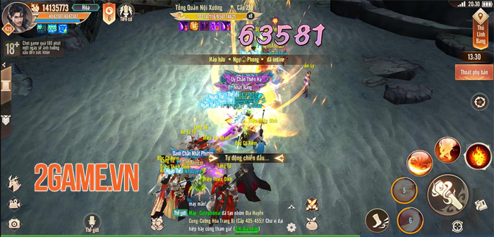 Tặng 666 giftcode game Cửu Dương Truyền Kỳ 0