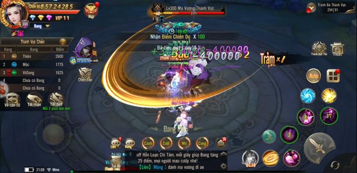 Tuyệt Thế Võ Lâm đang cố tái hiện hình bóng của những tượng đài game kiếm hiệp khi xưa 3