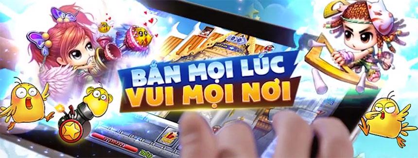 Game thủ Gunny Mobi quẩy tung xứ Gà Vàng bằng nhiều sự kiện hot 2