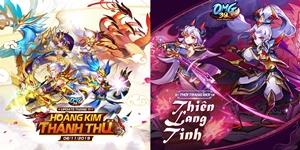 OMG 3Q tung phiên bản mới Hoàng Kim Thánh Thú với tính năng mới cực hot