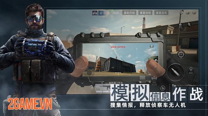 Project F2 có lối chơi bắn súng kỹ năng quen thuộc với những hiệu ứng ấn tượng 1