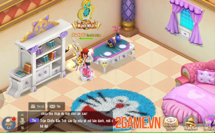 Siêu phẩm MMORPG fantasy Thánh Linh 3D đã sẵn sàng ra mắt game thủ 0