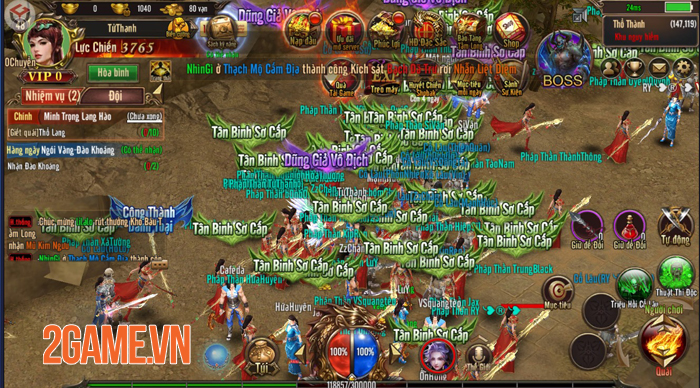 Tặng 999 giftcode game Mộng Chinh Đồ 1