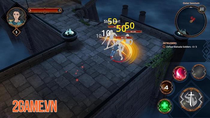 Anzen: Echoes of War - Game mobile ARPG hấp dẫn nhờ xây dựng cốt truyện sâu sắc 1