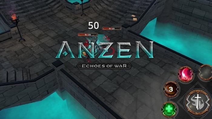 Anzen: Echoes of War - Game mobile ARPG hấp dẫn nhờ xây dựng cốt truyện sâu sắc 0