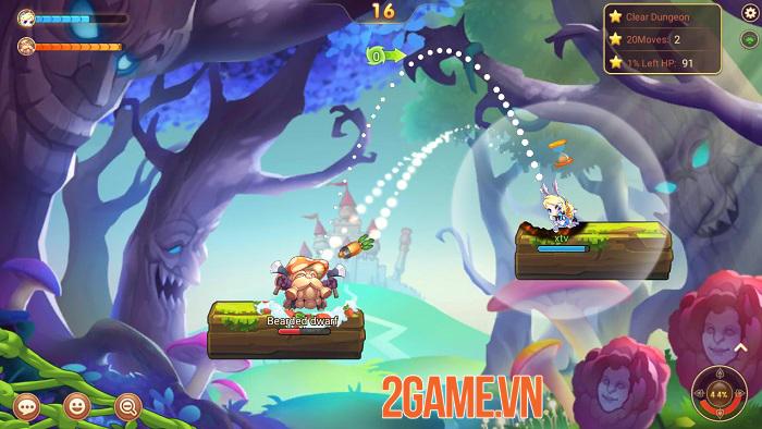 Gun Love 3D sở hữu lối chơi bắn súng tọa độ quen thuộc và chuyên sâu 1