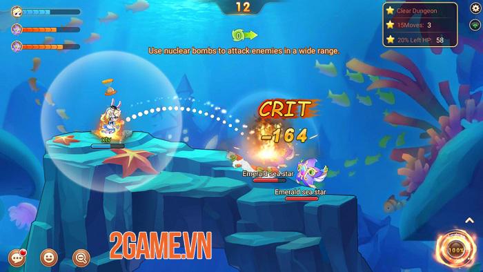 Gun Love 3D sở hữu lối chơi bắn súng tọa độ quen thuộc và chuyên sâu 3