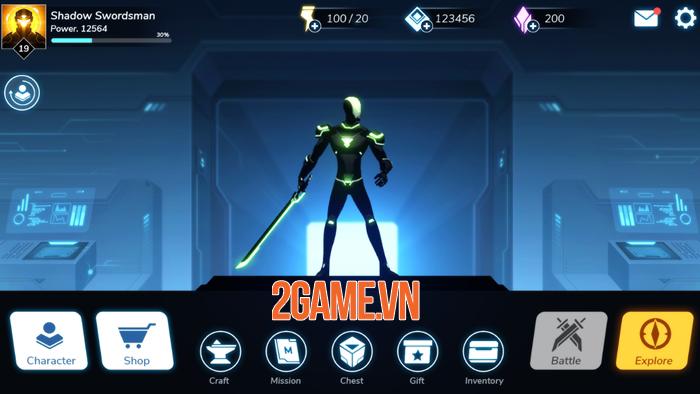 Overdrive 2: Shadow Legion - Game hành động chặt chém đề tài khoa học viễn tưởng 0