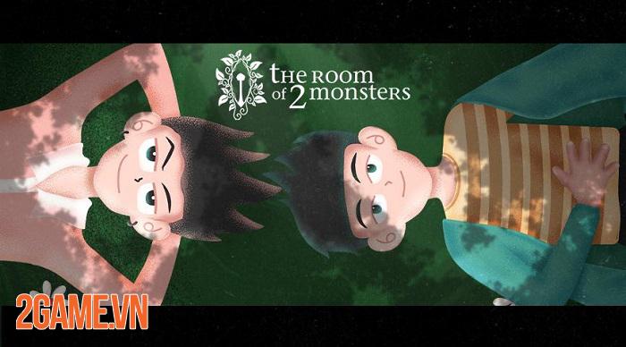 The Room of 2 Monsters - Game giải đố nặng về yếu tố tâm lý do người Việt phát triển 0